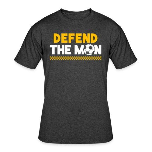 Defend The Mon - Men's 50/50 T-Shirt