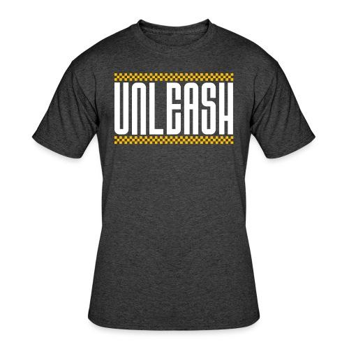 UNLEASH - Men's 50/50 T-Shirt