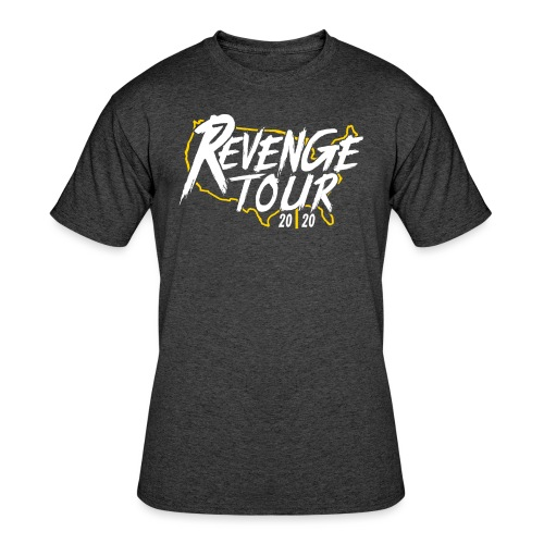 Pittsburgh Revenge Tour 2020 - Men's 50/50 T-Shirt