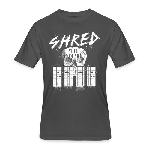 Shred 'til you're dead - Men's 50/50 T-Shirt
