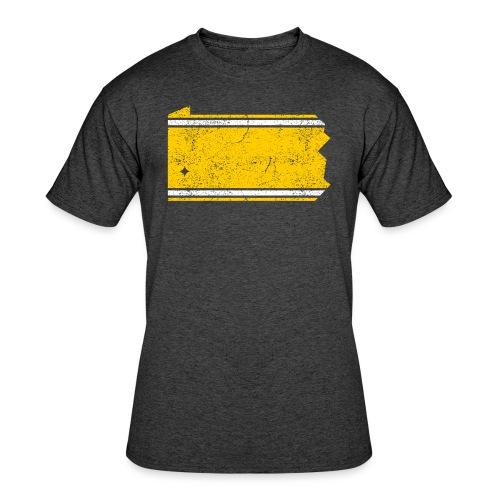 PA Stripes - Men's 50/50 T-Shirt