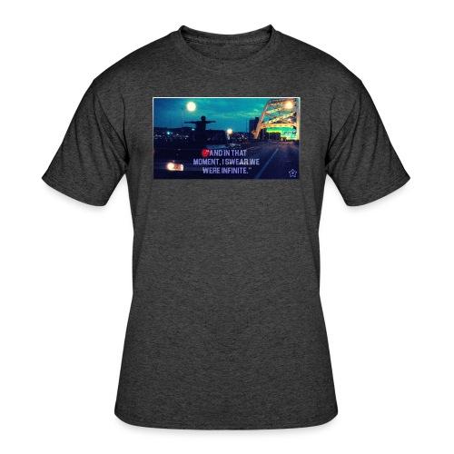 Infinite png - Men's 50/50 T-Shirt