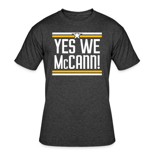 YesWeMc - Men's 50/50 T-Shirt