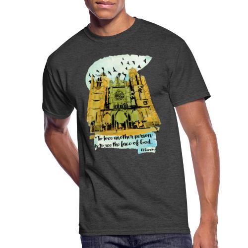 El camino - Men's 50/50 T-Shirt