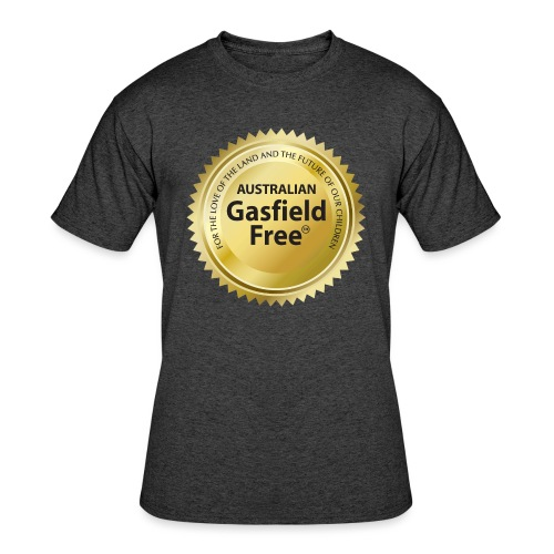 AGF Organic T Shirt - Traditional - Men's 50/50 T-Shirt