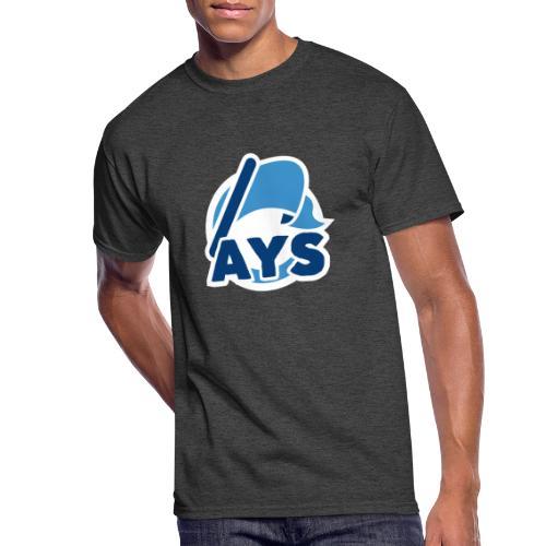 AYS Logo - Men's 50/50 T-Shirt