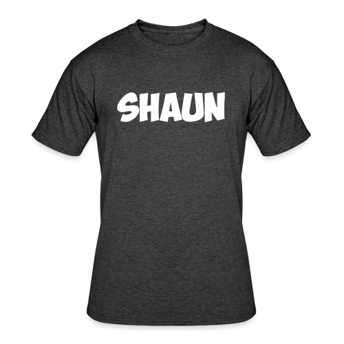 Shaun Logo Shirt - Men's 50/50 T-Shirt