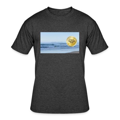 Beach Collection 1 - Men's 50/50 T-Shirt