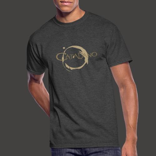 Catalano Circle - Men's 50/50 T-Shirt