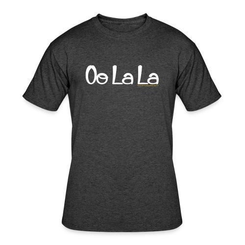 Oo La La - Men's 50/50 T-Shirt