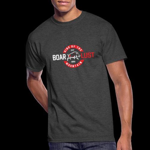 Boar Lustlogo - Men's 50/50 T-Shirt