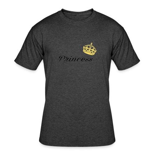 Princess - Men's 50/50 T-Shirt