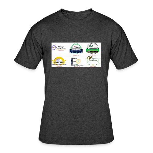 Winners Group Home - Men's 50/50 T-Shirt