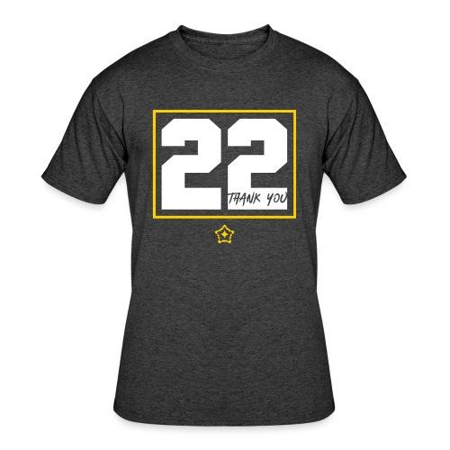 22v - Men's 50/50 T-Shirt