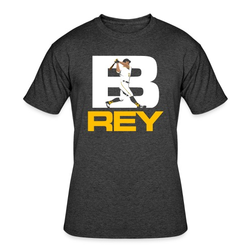 B-REY - Men's 50/50 T-Shirt