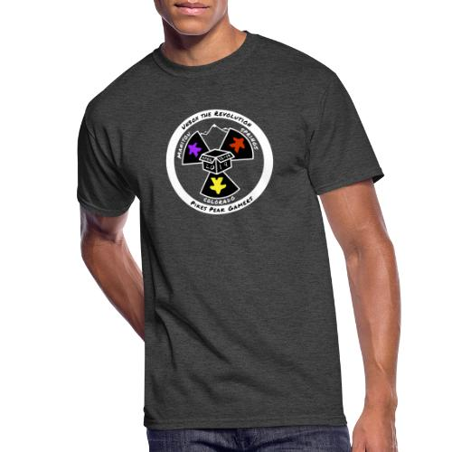Pikes Peak Gamers Convention 2019 - Clothing - Men's 50/50 T-Shirt