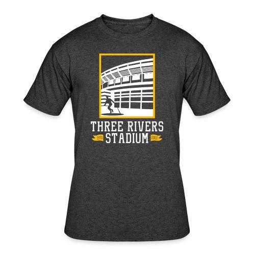 Three Rivers - Men's 50/50 T-Shirt