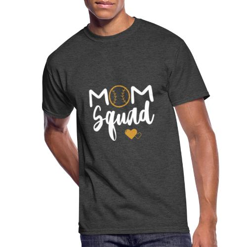 Mom Squad - Men's 50/50 T-Shirt