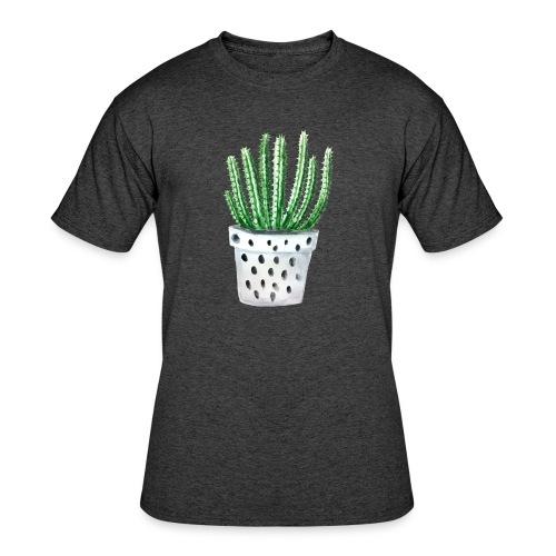 Cactus - Men's 50/50 T-Shirt
