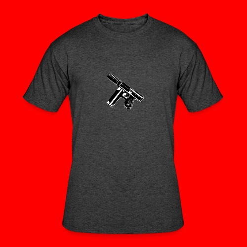 The Friend tec - Men's 50/50 T-Shirt