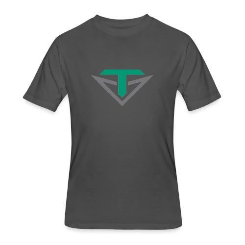 Toulon Golf Logo Shirt - Men's 50/50 T-Shirt