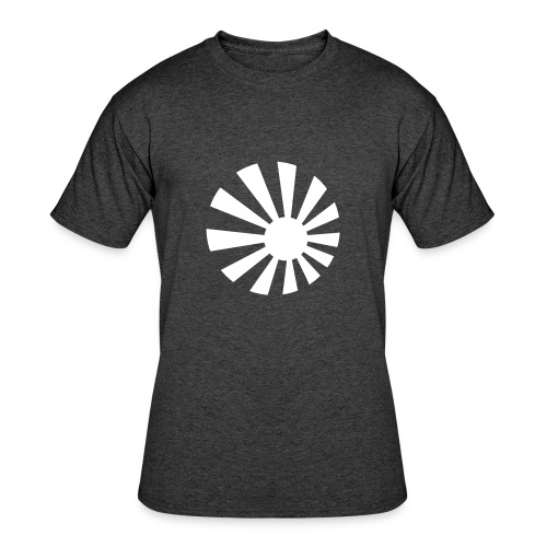 Japan Symbol - Axis & Allies - Men's 50/50 T-Shirt