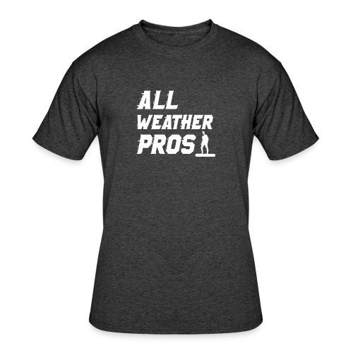 Messenger 841 All Weather Pros Logo T-shirt - Men's 50/50 T-Shirt