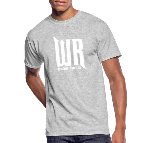 Wachler Records Light Logo - Men's 50/50 T-Shirt