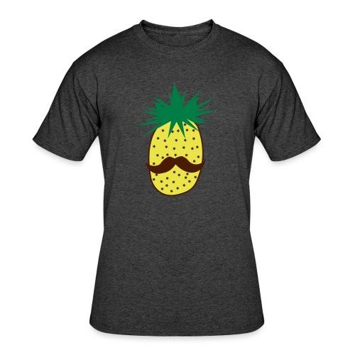 LUPI Pineapple - Men's 50/50 T-Shirt