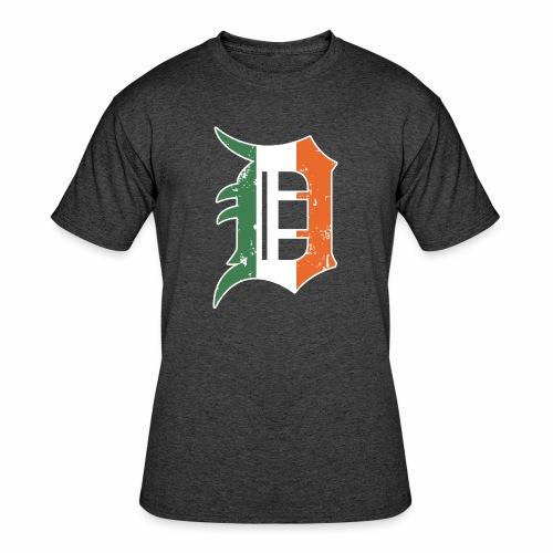 IRISH D - Men's 50/50 T-Shirt