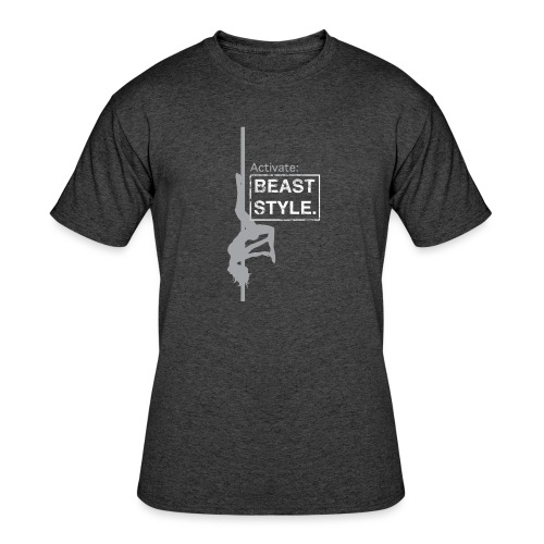 Activate: Beast Style - Men's 50/50 T-Shirt