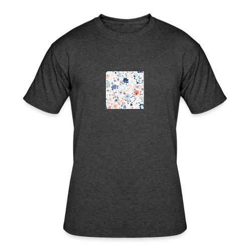 flowers - Men's 50/50 T-Shirt