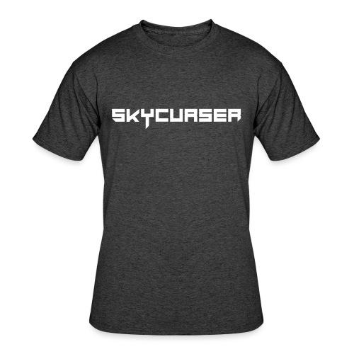 SKYCURSER Die A Hero - Men's 50/50 T-Shirt