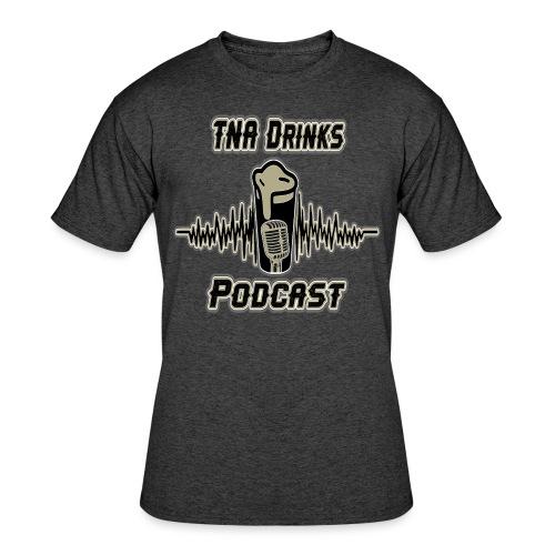 TNA Drinks Podcast Logo - Men's 50/50 T-Shirt