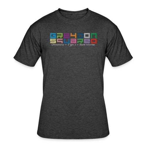 Greydon Square Colorful Tshirt Type 3 - Men's 50/50 T-Shirt