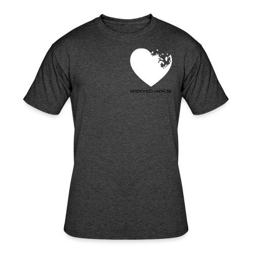 Appaloosa Heart - Men's 50/50 T-Shirt