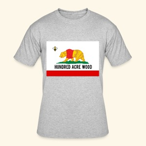 Golden Honey State - Men's 50/50 T-Shirt