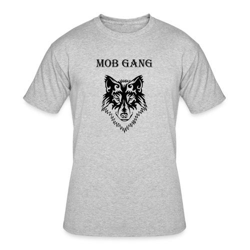 wolf - Men's 50/50 T-Shirt