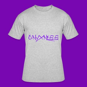 OnyxNess (Purple) - Men's 50/50 T-Shirt