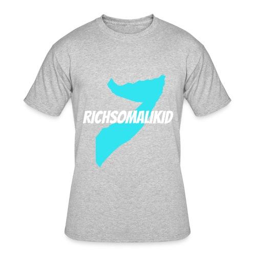 Richsomalikid Somali - Men's 50/50 T-Shirt