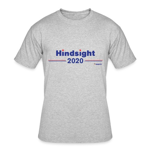 HINDSIGHT 2020 - Men's 50/50 T-Shirt