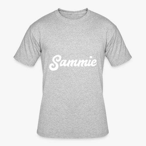 Sammie Merch Gear - Men's 50/50 T-Shirt