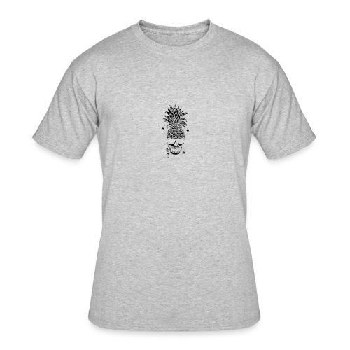 Pineapple - Men's 50/50 T-Shirt