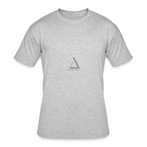 Thomas Morose Logo - Men's 50/50 T-Shirt