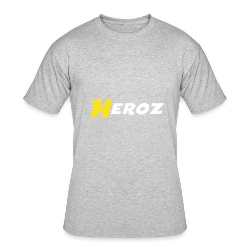 Heroz - Men's 50/50 T-Shirt