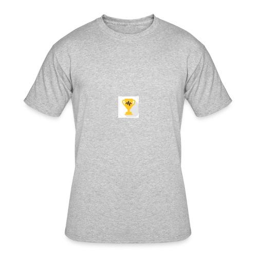 Listenin Logo Shirt - Men's 50/50 T-Shirt