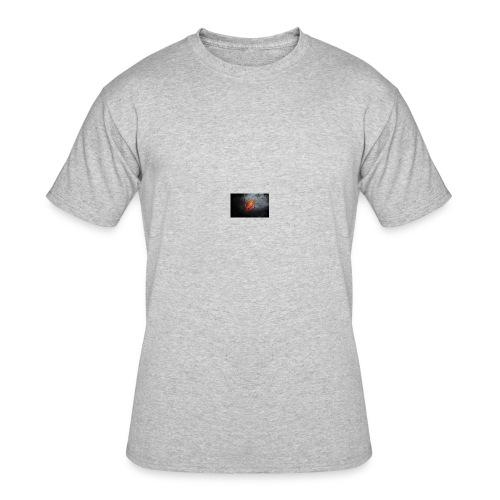Flash Logo - Men's 50/50 T-Shirt