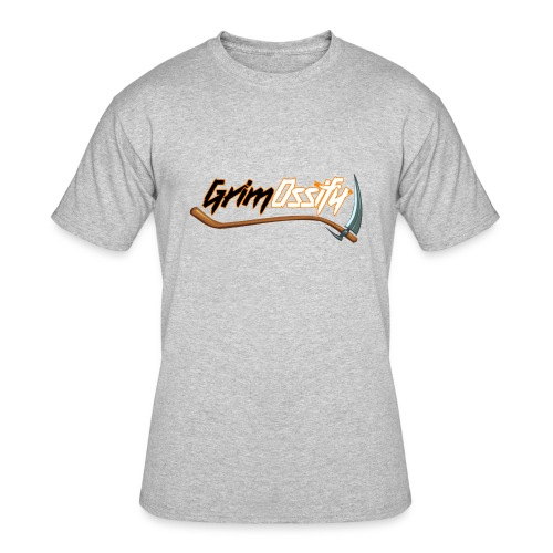 GrimOssify Men's T-Shirt - Men's 50/50 T-Shirt