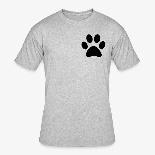 Paw print - Men's 50/50 T-Shirt