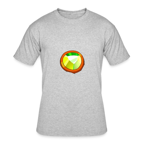 Life Crystal - Men's 50/50 T-Shirt